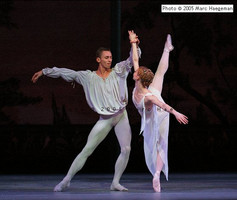 Sergei Prokofiev's ballet Romeo and Juliet. Click to enlarge