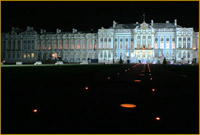 New Year's Eve Tsar's Ball in Imperial Catherine Palace. Click to enlarge